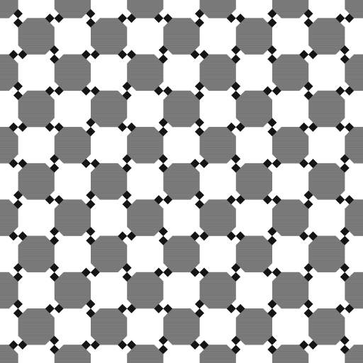 Distorted lattice