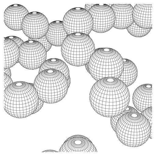 """I have ported most of """"ln, The 3D Line Art Engine"""" by Fogleman (@FogleBird) to javascript, so it can be used on Turtletoy. Not all code is ported and not all code-paths are tested: probably there are still (a lot of) bugs left"""